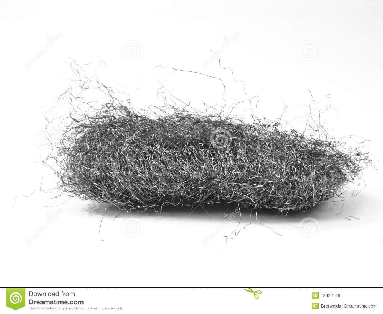 Steel Wool Royalty Free Stock Images.