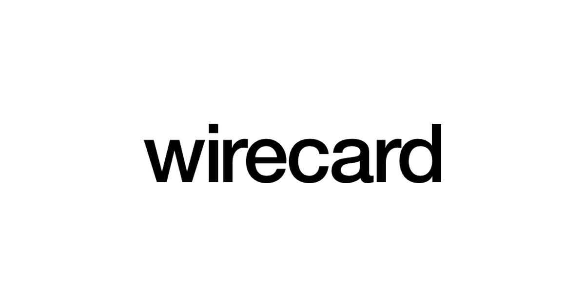 Wirecard pay logo.