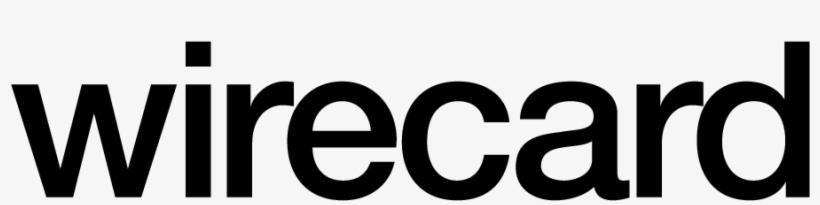 Wirecard Logo Black.