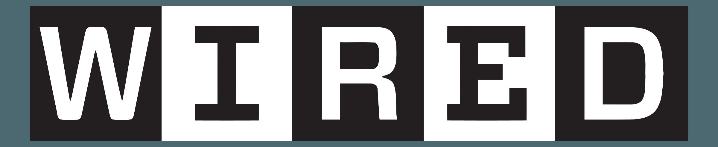 Wired Logo PNG Transparent & SVG Vector.