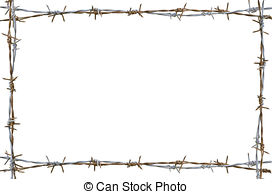 Barbed wire Illustrations and Clip Art. 2,149 Barbed wire royalty.