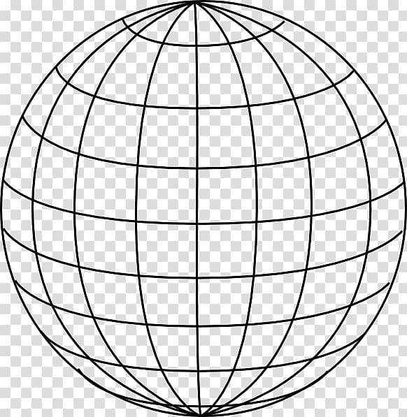 Globe World , material wireframe transparent background PNG.
