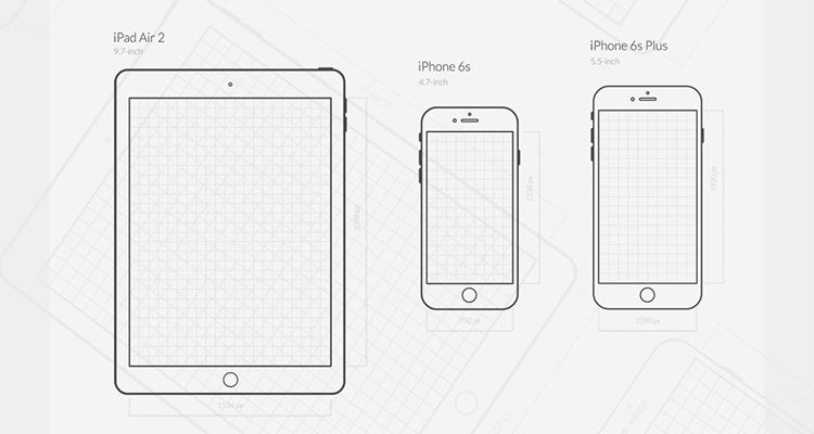 50 Free Wireframe Templates for Mobile, Web and UX Design.