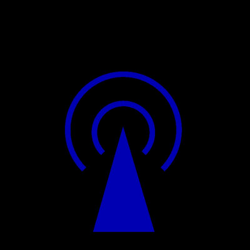 Free Clipart: Wireless Logo.