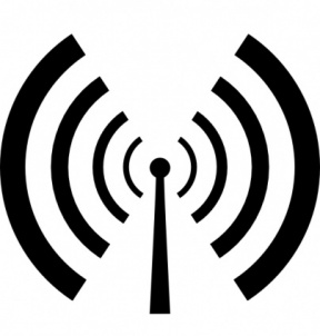 Wireless Clip Art.