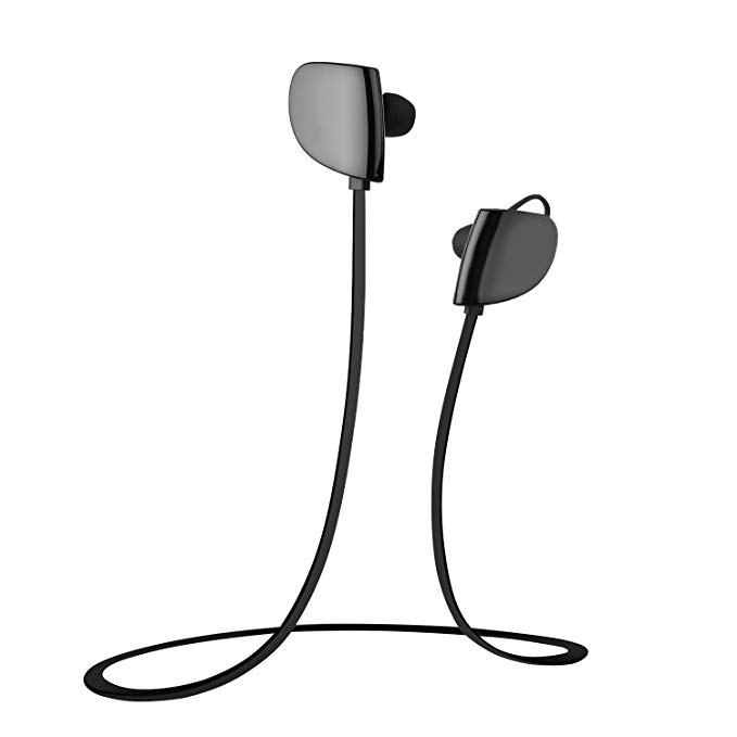 Bluetooth Headset,WFCL Cell Phone Headset with Microphone, Office Wireless  Headset, On Ear Car Bluetooth Headphones for Cell Phone/Driving (GRAY).