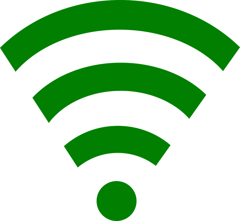 Free vector graphic: Wireless Lan, Ethernet, Broadcast.