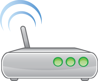 Wireless Network Clipart.