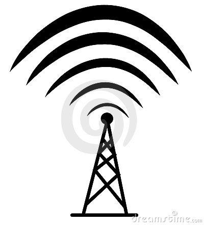 Wireless Tower Stock Photos.