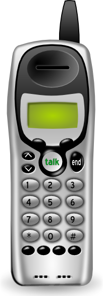 Cordless Phone Clip Art at Clker.com.