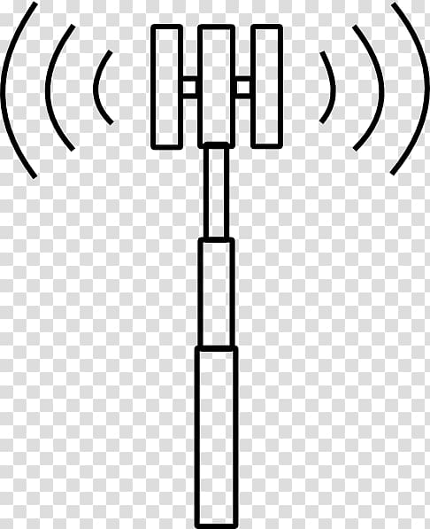 Cell site Tower , Tower transparent background PNG clipart.