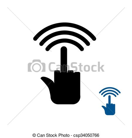 wireless transmission clipart #16