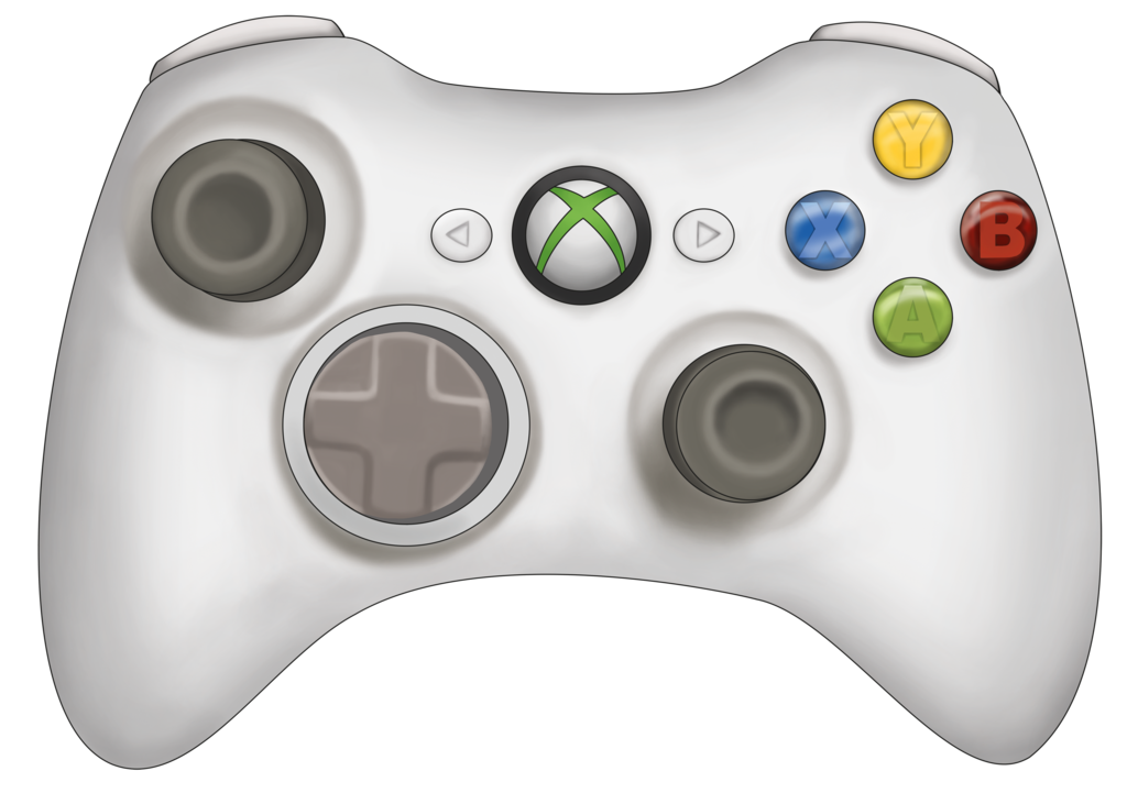Xbox Controller Template in 2019.
