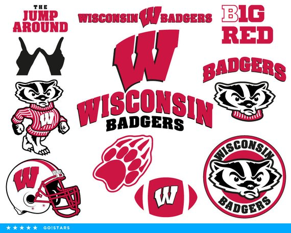 Badgers svg.