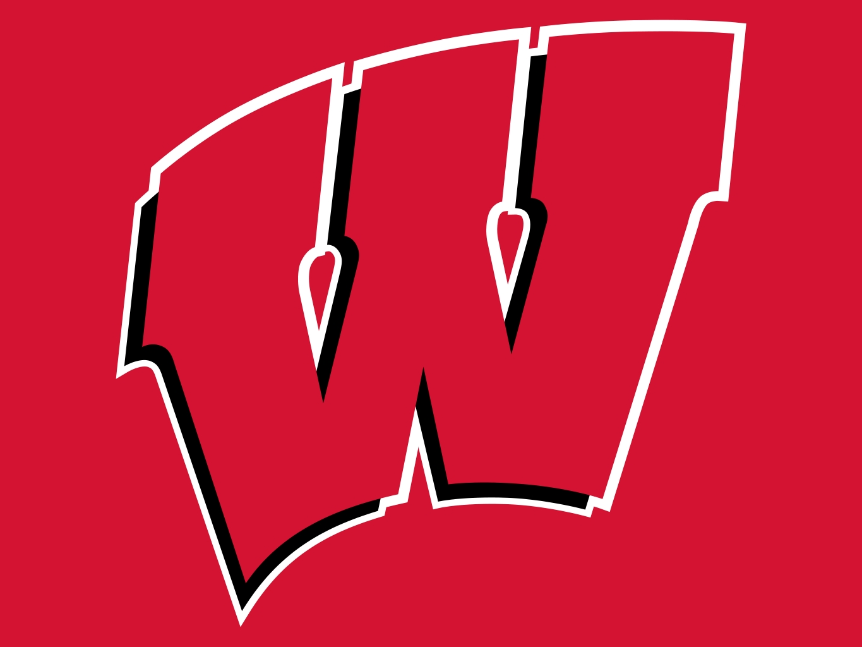 Wisconsin Basketball Clipart.