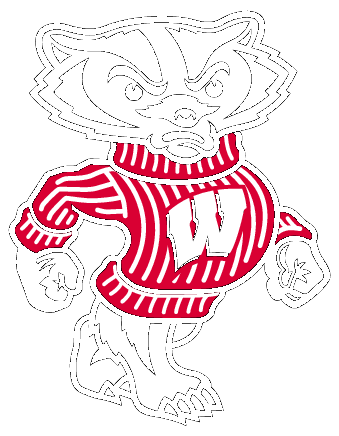 Wisconsin Badger Clipart Free.