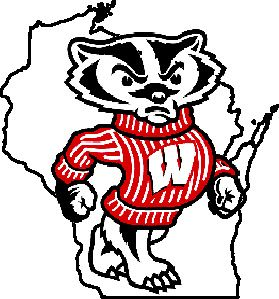 17 Best images about Wisconsin Badgers on Pinterest.
