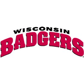 Wisconsin Badgers Logo Clipart.