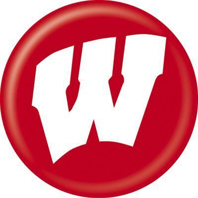 Wisconsin Badgers Logo Clip Art.