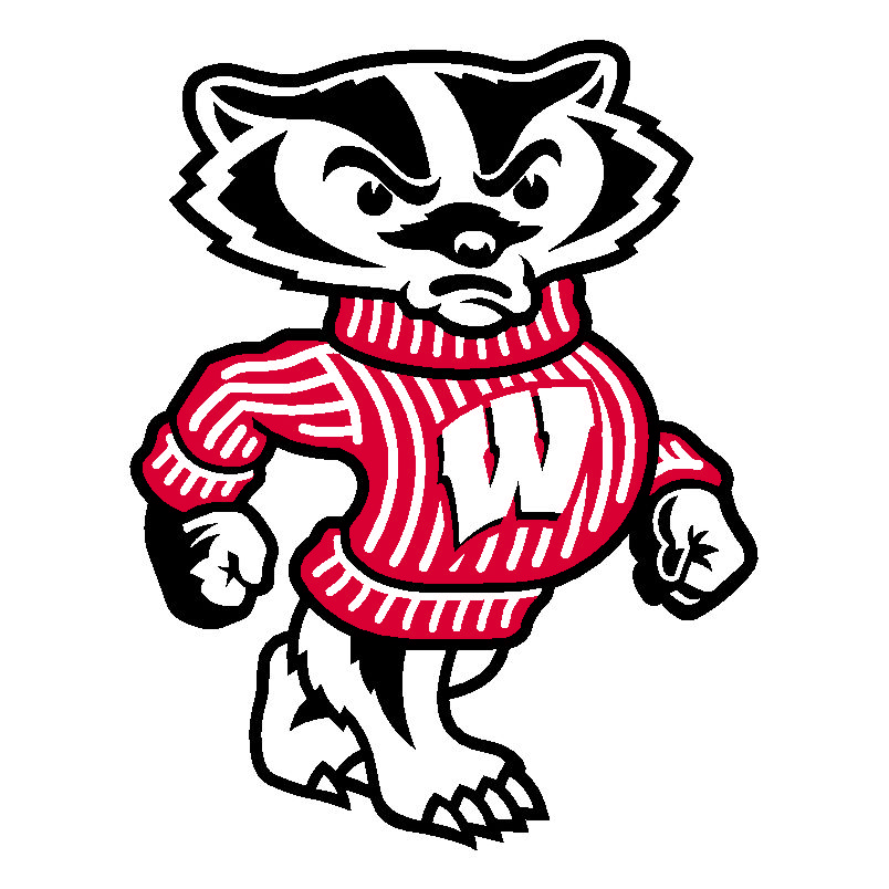 Showing post & media for Wisconsin ncaa symbol.