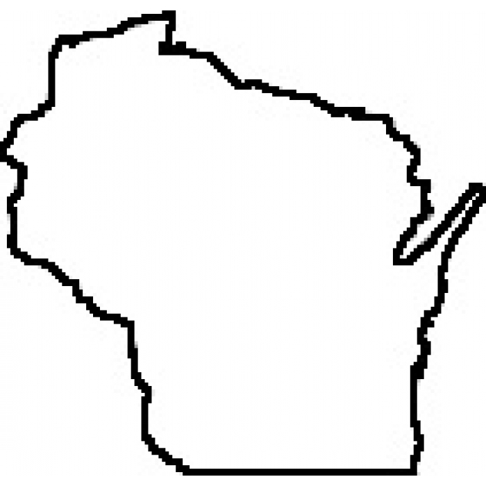 Free Wisconsin Badgers Logo Black And White, Download Free.