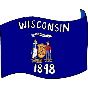 Wisconsin clipart, cliparts of Wisconsin free download (wmf, eps.