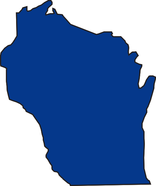 Wisconsin Png Vector, Clipart, PSD.