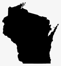 Clipart Wisconsin State, HD Png Download , Transparent Png.