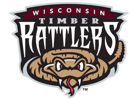Local baseball team: Wisconsin Timber Rattlers, farm team of.