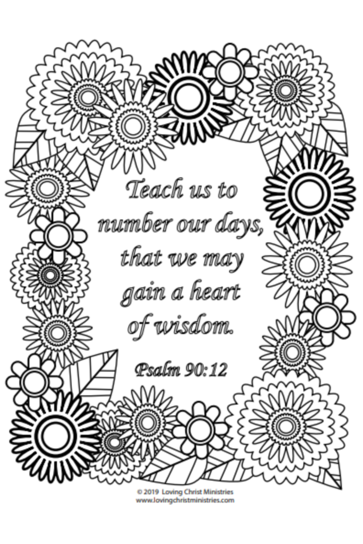 Coloring Pages : Gain Heart Of Wisdom Coloring Page Loving.