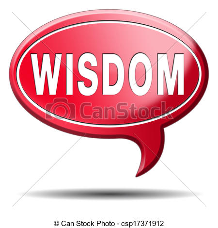 Clipart of wisdom and knowledge.