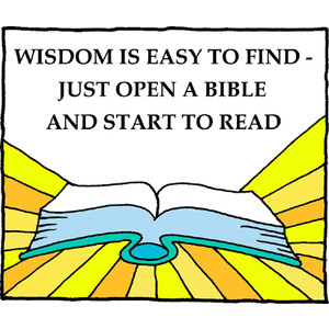 Wisdom Clipart.