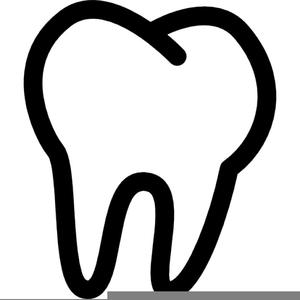 Wisdom Tooth Clipart.