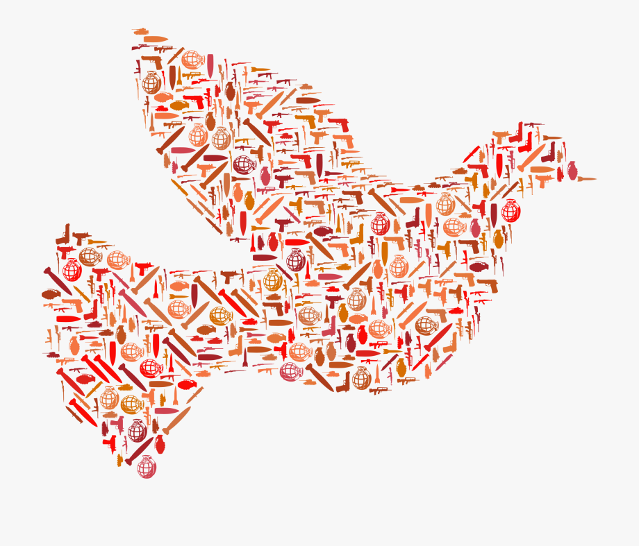 War Dove No Background Icons Png.