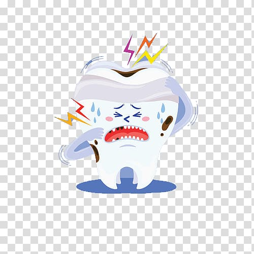 Wisdom tooth, Uncomfortable teeth pain transparent.
