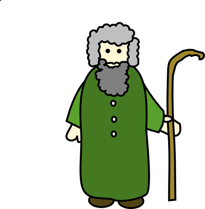 Download Wise Man PNG Photo For Designing Projects.