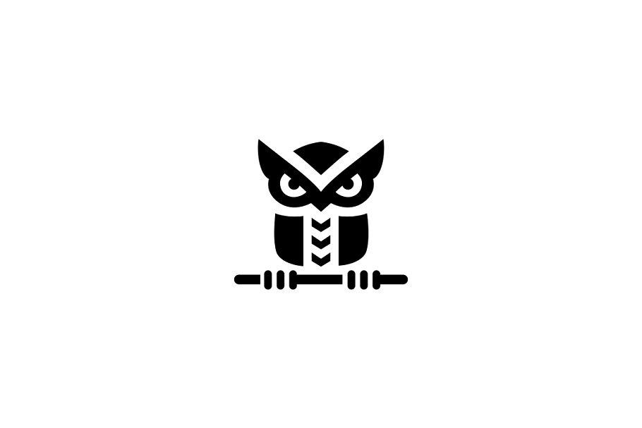 Wise Owl Logo.