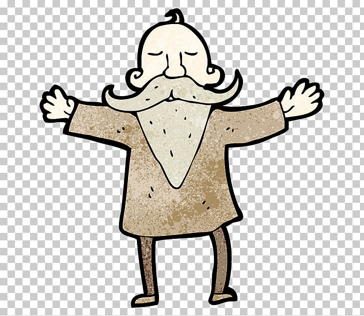 Drawing Wise old man Stock photography, man PNG clipart.