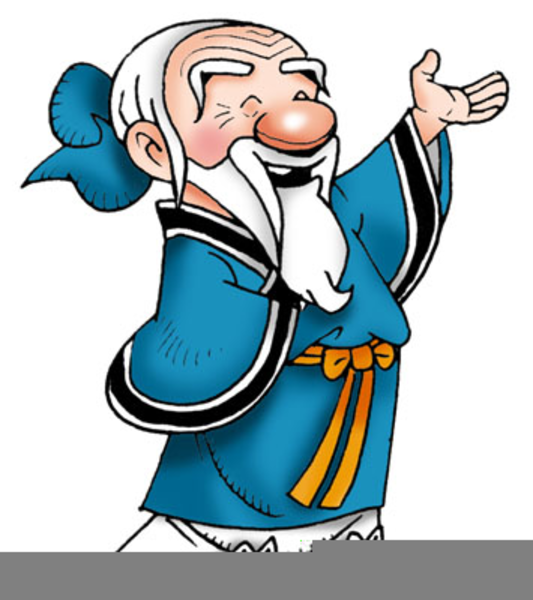 Download Free png Wise Old Man Clipart.
