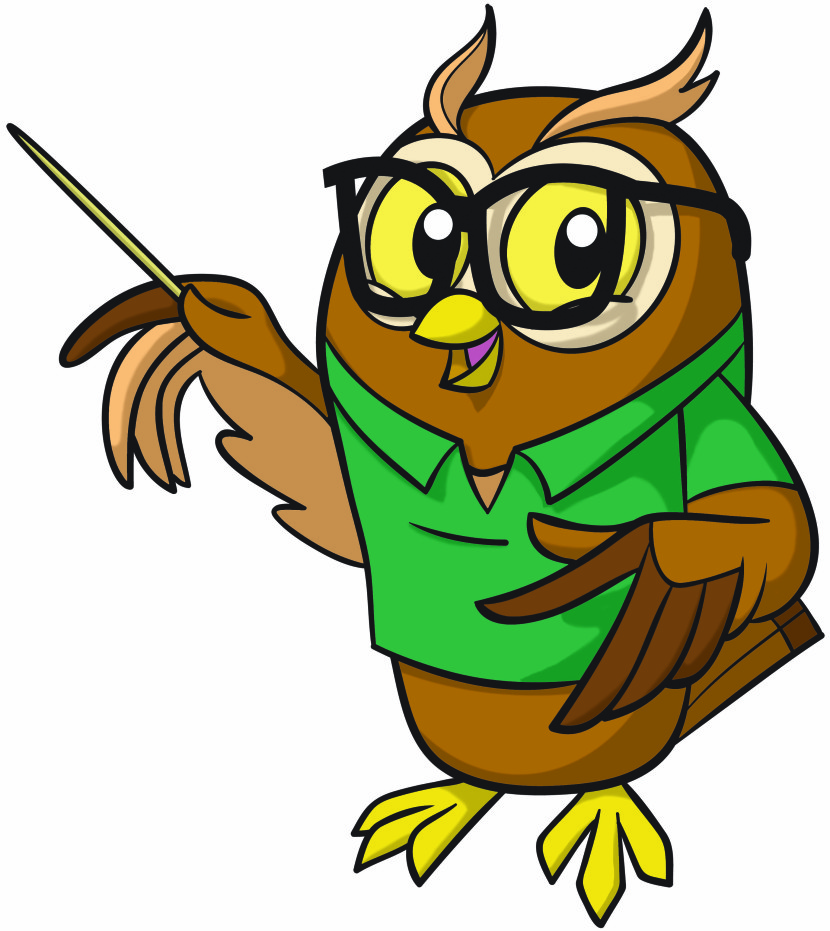 Wise Old Owl Clipart Clipground