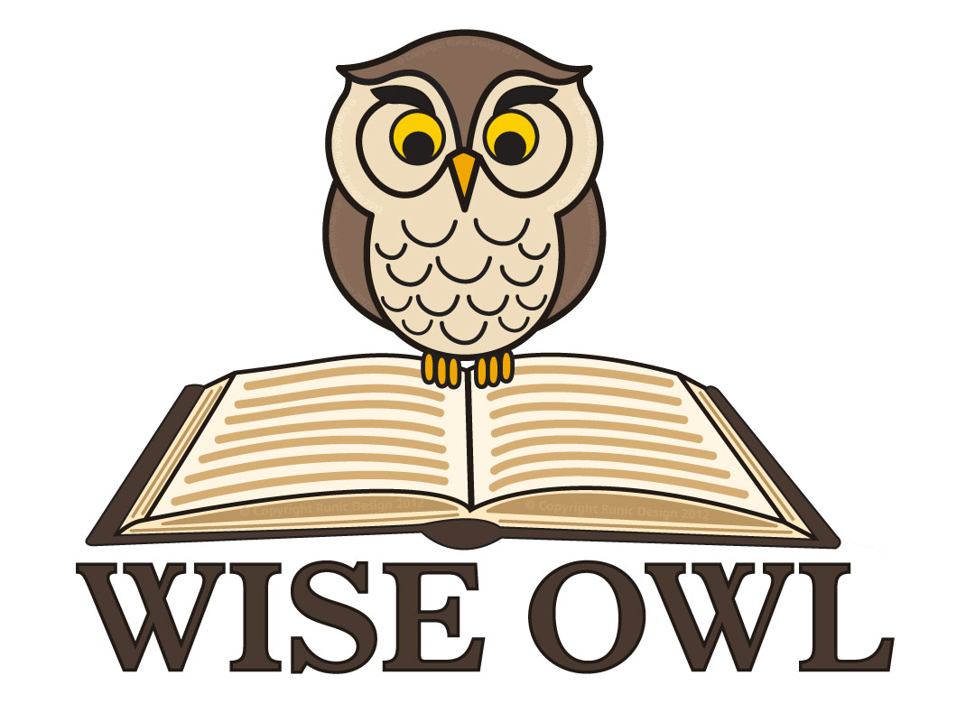 Free Wise Owl Clipart.
