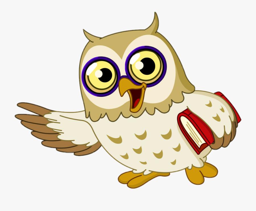 Wise Owl Cartoon Clipart Owl Clip Art.