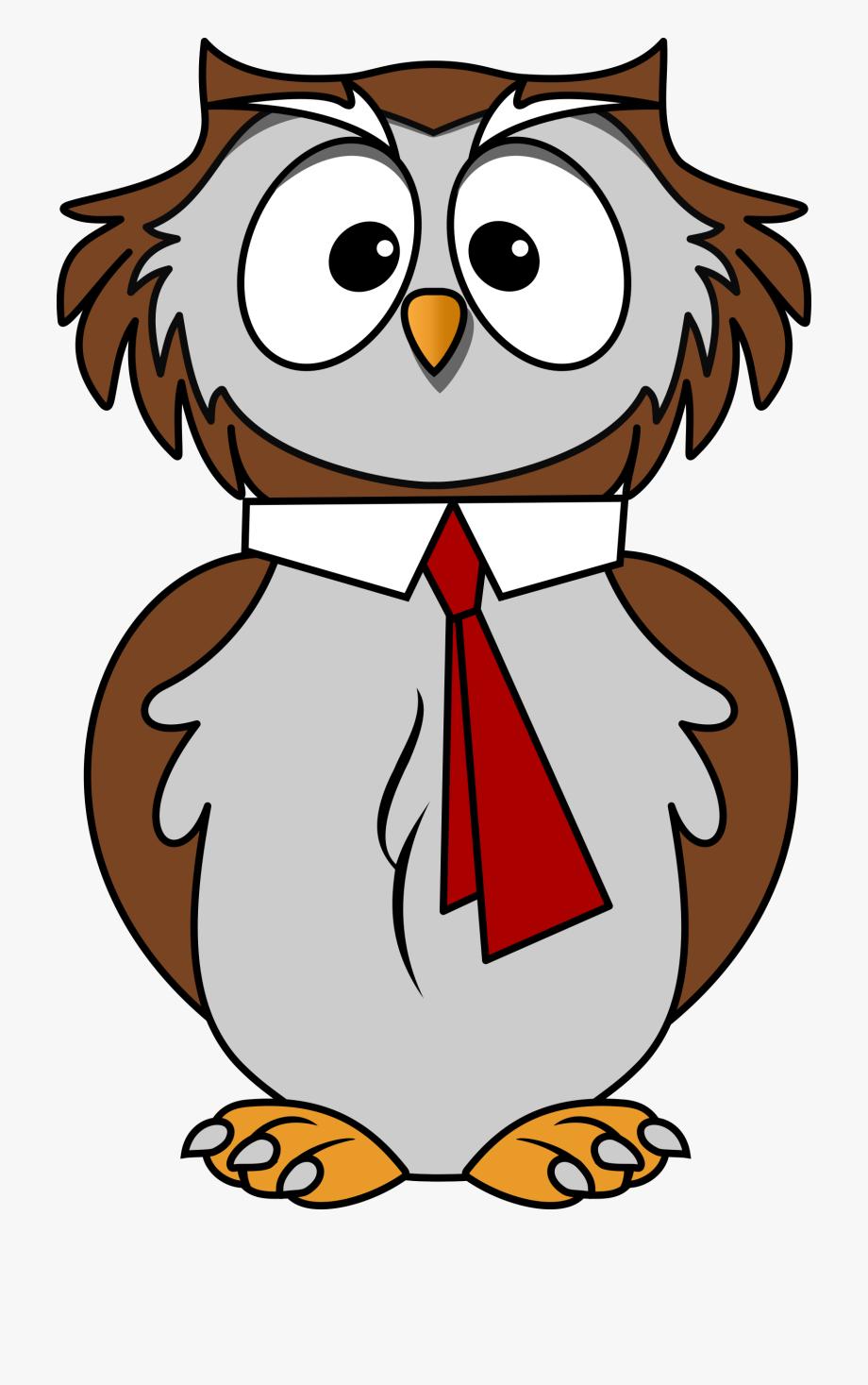 Cartoon Owl Clipart At Getdrawings.