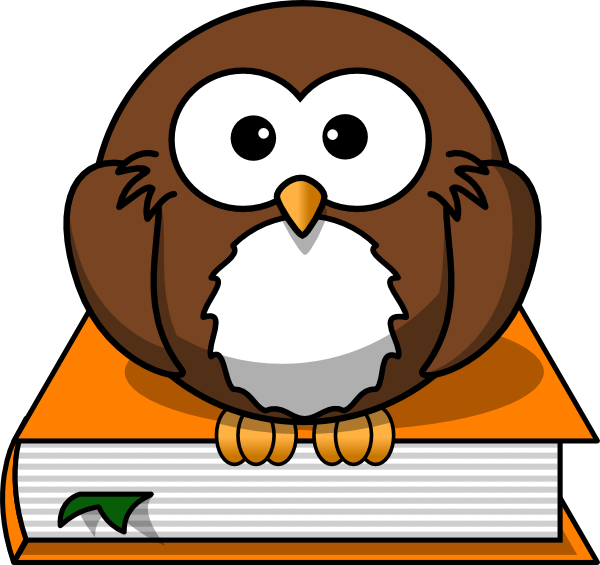 Wise Owl Clip Art at Clker.com.