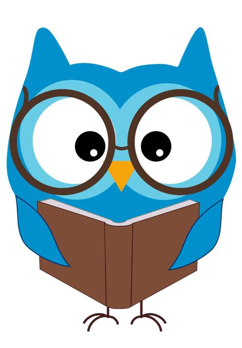 Wise Owl Clipart.