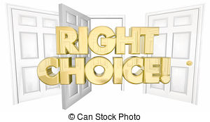 Choose wisely Clipart and Stock Illustrations. 68 Choose wisely.