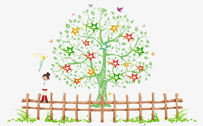 Wishing Tree, Tree Clipart, Wish Tree PN #198092.