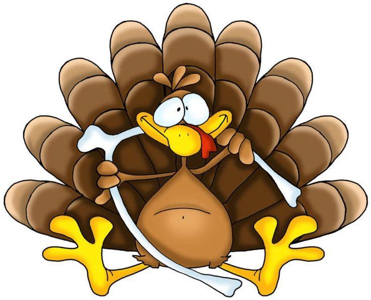 Turkey Bones Clipart.