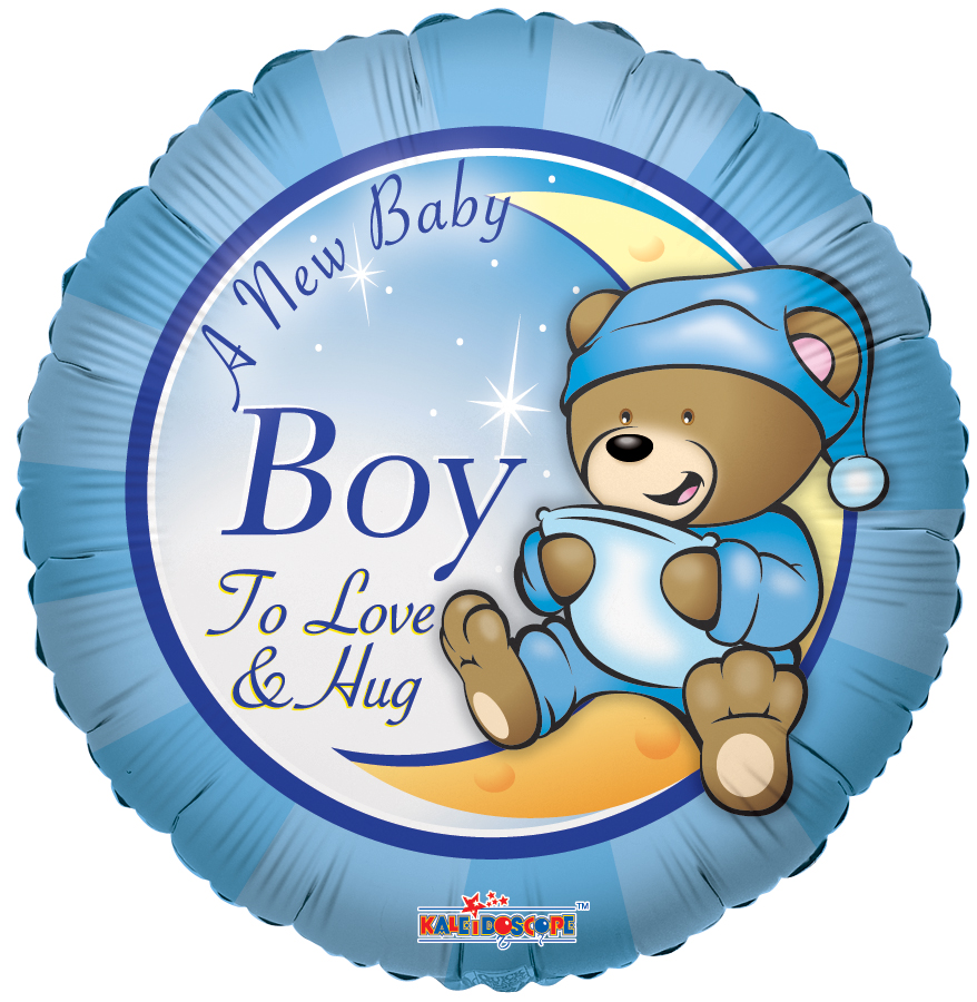 A New Baby Boy To Love & Hug.