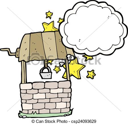 Clipart wishing well.